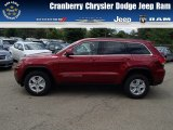 2014 Deep Cherry Red Crystal Pearl Jeep Grand Cherokee Laredo 4x4 #85356230