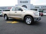 2008 Desert Sand Mica Toyota Tundra SR5 Double Cab 4x4 #85356369