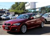 2011 Vermillion Red Metallic BMW 3 Series 328i xDrive Sedan #85356126