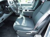 2013 Chevrolet Silverado 1500 Work Truck Extended Cab Front Seat