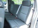 2013 Chevrolet Silverado 1500 Work Truck Extended Cab Rear Seat