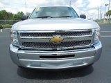 2013 Chevrolet Silverado 1500 Work Truck Extended Cab Exterior