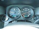 2013 Chevrolet Silverado 1500 Work Truck Extended Cab Gauges