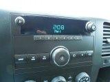 2013 Chevrolet Silverado 1500 Work Truck Extended Cab Audio System