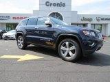 2014 True Blue Pearl Jeep Grand Cherokee Limited 4x4 #85356359