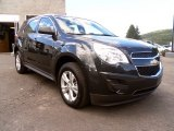 2013 Tungsten Metallic Chevrolet Equinox LS AWD #85356118