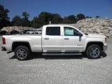 2014 White Diamond Tricoat GMC Sierra 1500 SLT Crew Cab 4x4 #85356748