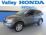 2011 Polished Metal Metallic Honda CR-V EX 4WD #85356105