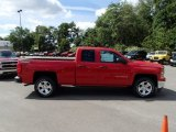 2014 Victory Red Chevrolet Silverado 1500 LTZ Z71 Double Cab 4x4 #85356317