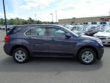 2014 Atlantis Blue Metallic Chevrolet Equinox LS #85356312