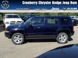 2014 True Blue Pearl Jeep Patriot Sport 4x4 #85409910