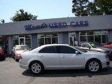 2010 Brilliant Silver Metallic Ford Fusion SE V6 #85410137