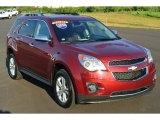 2010 Cardinal Red Metallic Chevrolet Equinox LTZ #85410239