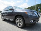 Nissan Pathfinder 2014 Data, Info and Specs