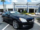 2014 Black Mercedes-Benz SLK 250 Roadster #85409676