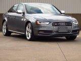 2014 Monsoon Gray Metallic Audi S4 Premium plus 3.0 TFSI quattro #85410343