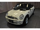 2007 Pepper White Mini Cooper Convertible #85409665