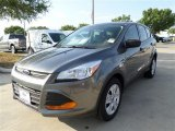 2014 Sterling Gray Ford Escape S #85409735