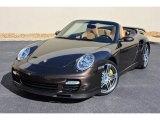 2008 Porsche 911 Macadamia Metallic