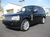 2006 Buckingham Blue Metallic Land Rover Range Rover Supercharged #8528862