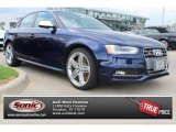 2014 Estoril Blue Crystal Audi S4 Premium plus 3.0 TFSI quattro #85410093