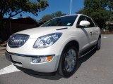 2008 White Diamond Tri Coat Buick Enclave CXL AWD #85410378