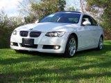 2007 Alpine White BMW 3 Series 328xi Coupe #8542881