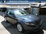 2014 Blue Ray Metallic Chevrolet Impala LT #85410364