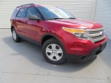 2014 Ruby Red Ford Explorer FWD #85410054
