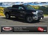 2014 Black Toyota Tundra SR5 TRD Crewmax 4x4 #85409599