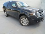 2013 Tuxedo Black Ford Expedition EL Limited #85410039