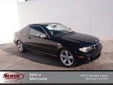 2004 Jet Black BMW 3 Series 325i Coupe #85466181