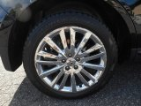 Lincoln MKX 2012 Wheels and Tires