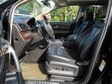 2012 Lincoln MKX Interiors