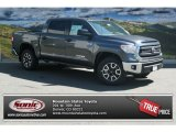 2014 Magnetic Gray Metallic Toyota Tundra SR5 Crewmax 4x4 #85465994