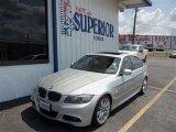 2011 Titanium Silver Metallic BMW 3 Series 335i Sedan #85466084
