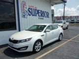 2013 Snow White Pearl Kia Optima LX #85466082