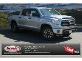 2014 Silver Sky Metallic Toyota Tundra SR5 TRD Crewmax 4x4 #85465990