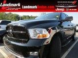 2012 Black Dodge Ram 1500 ST Quad Cab #85466124