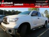 2011 Super White Toyota Tundra SR5 Double Cab #85466122