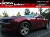 2010 Red Jewel Tintcoat Chevrolet Camaro LT Coupe #85466118