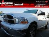 2011 Bright White Dodge Ram 1500 SLT Quad Cab #85466117