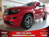 2014 Redline 2-Coat Pearl Jeep Grand Cherokee SRT 4x4 #85466112