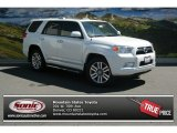 2013 Blizzard White Pearl Toyota 4Runner Limited 4x4 #85465965