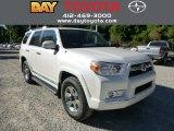 2013 Blizzard White Pearl Toyota 4Runner SR5 4x4 #85466054