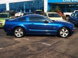 2006 Vista Blue Metallic Ford Mustang GT Premium Coupe #85466049