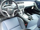 2014 Chevrolet Camaro SS/RS Coupe Blue Interior