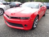 2014 Red Hot Chevrolet Camaro LT/RS Coupe #85466005