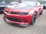 2014 Crystal Red Tintcoat Chevrolet Camaro SS/RS Coupe #85466004