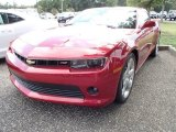 2014 Crystal Red Tintcoat Chevrolet Camaro LT/RS Coupe #85466003